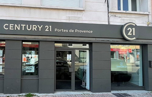 Agence immobili re century 21 portes de provence 26200 for Agence immobiliere montelimar